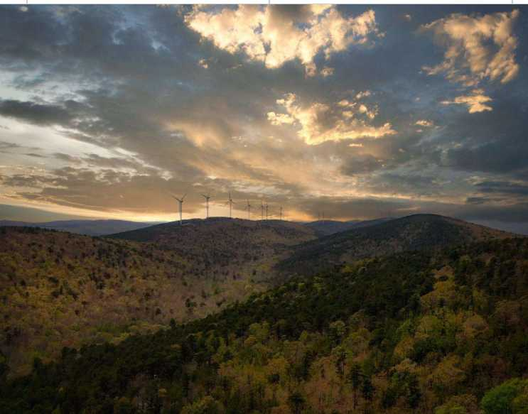 Land, hunting, cabins,  recreational land, hunting land | K-TRAIL VISTA - 22.46 AC ALBION, OK 74521 0