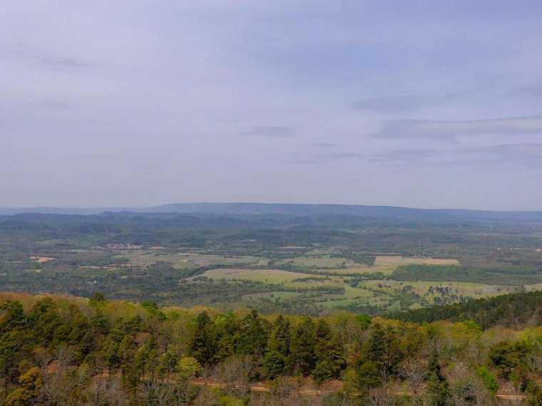 Land, hunting, cabins,  recreational land, hunting land | K-TRAIL VISTA - 22.46 AC ALBION, OK 74521 4