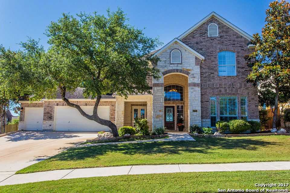 Sold Property | 1782 Heavens Peak San Antonio, TX 78258 0