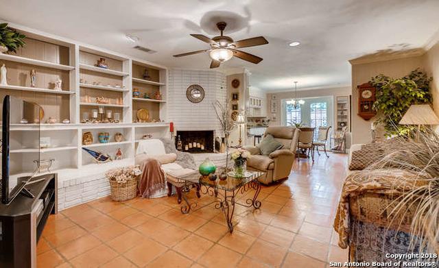 Marymont, In-Ground swimming pool, fireplace, Alamo Hights | 9206 VILLAGE DR  San Antonio, TX 78217 3