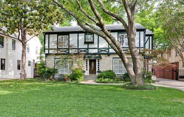 Sold Property   6616 Lakewood Boulevard Dallas, Texas 75214 0