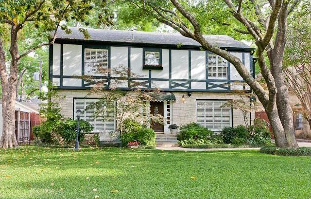 Sold Property   6616 Lakewood Boulevard Dallas, Texas 75214 1