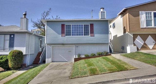 Pending   142 Belcrest Ave  Daly City, CA 94015 0