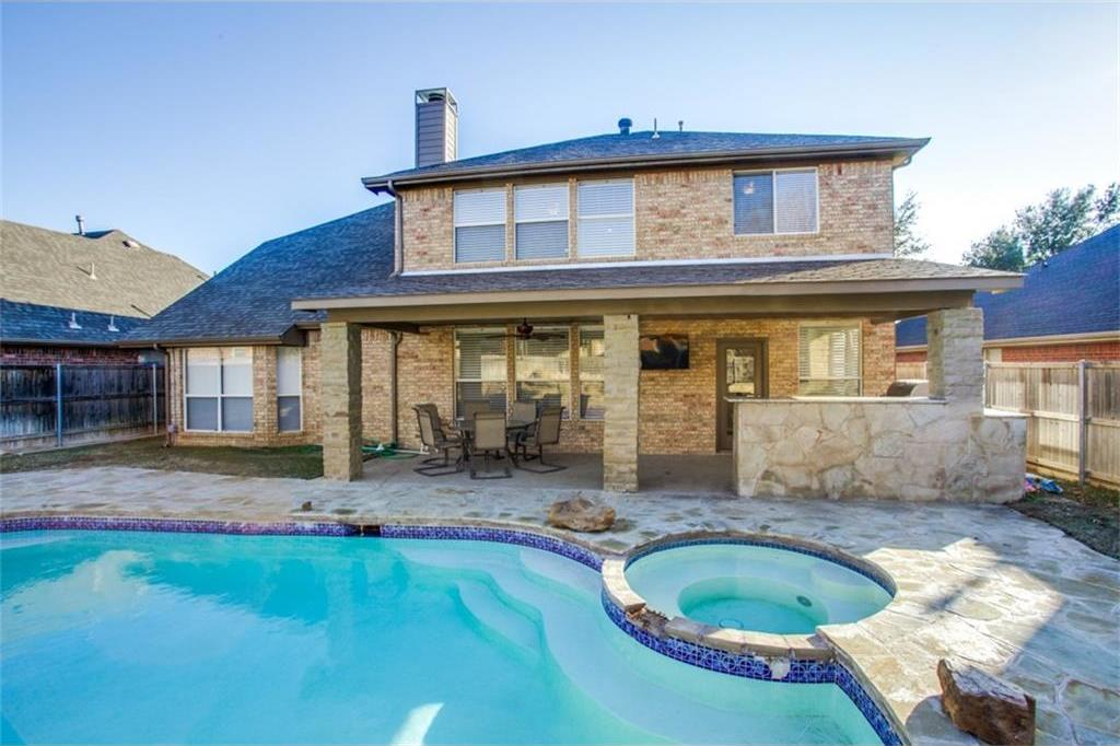 Sold Property | 2700 Timberwood Drive Flower Mound, Texas 75028 21