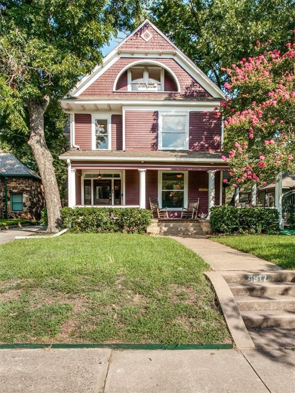 Sold Property | 4317 Worth Street Dallas, Texas 75246 0