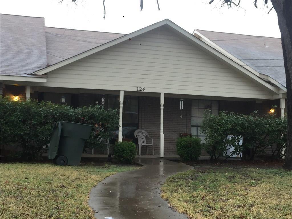Sold Property | 124 S Mckown  Sherman, Texas 75092 0