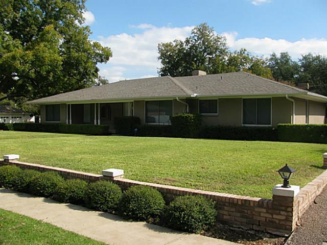 Sold Property | 7160 Brookcove Lane Dallas, Texas 75214 0