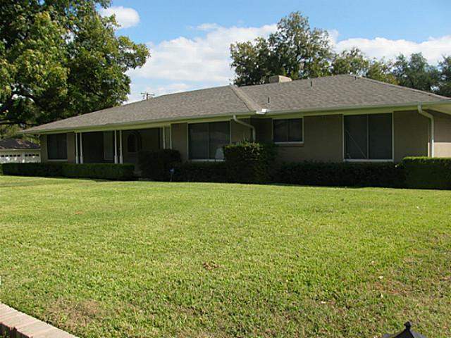 Sold Property | 7160 Brookcove Lane Dallas, Texas 75214 1