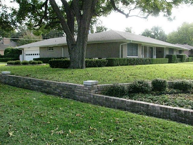 Sold Property | 7160 Brookcove Lane Dallas, Texas 75214 2