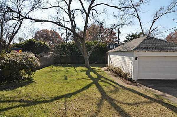 Sold Property   6232 Mccommas Boulevard Dallas, Texas 75214 17