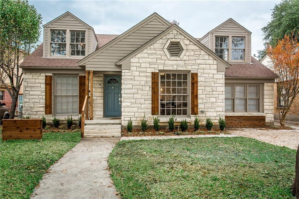 Sold Property | 7519 Caillet Street Dallas, Texas 75209 2