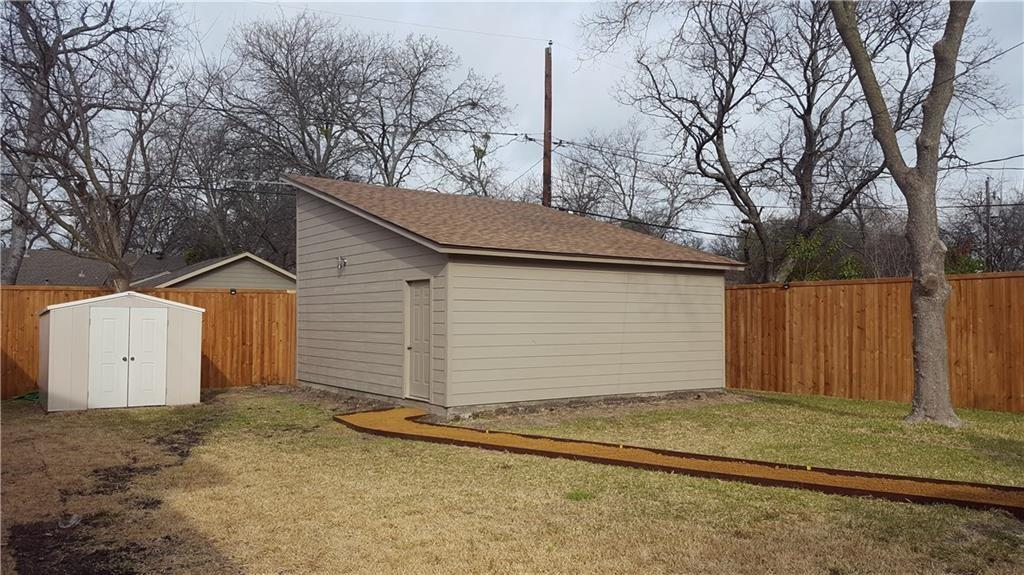Sold Property | 7519 Caillet Street Dallas, Texas 75209 28