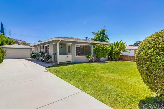 Closed | 214 E Linfield Street Glendora, CA 91740 0