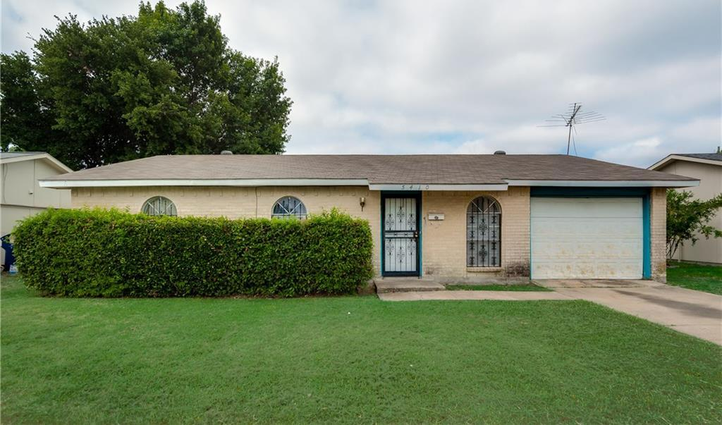 Sold Property | 5410 Robin Road Garland, Texas 75043 2