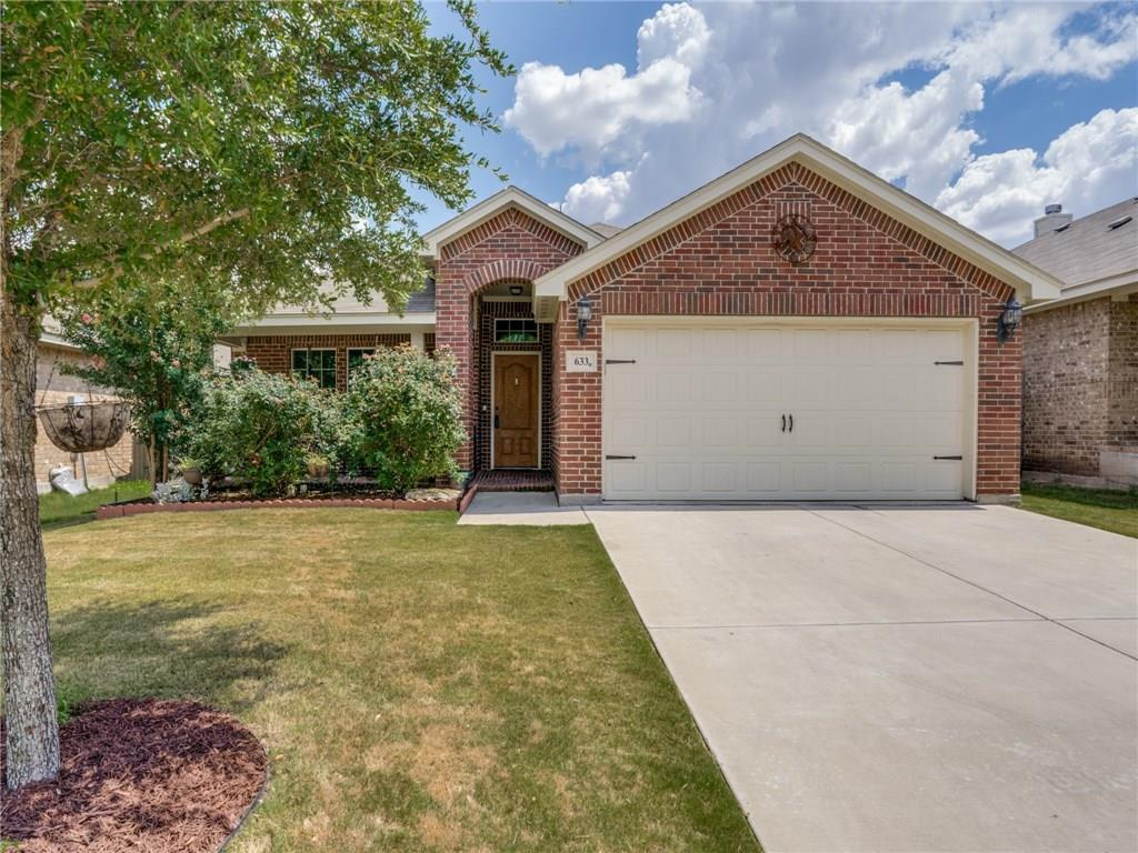 Sold Property | 633 Clearbrook Street Azle, Texas 76020 0
