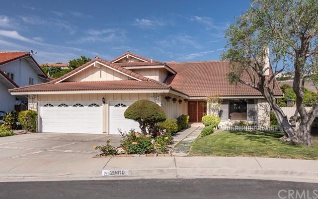 Closed | 29410 Seaspray  Drive Rancho Palos Verdes, CA 90275 0
