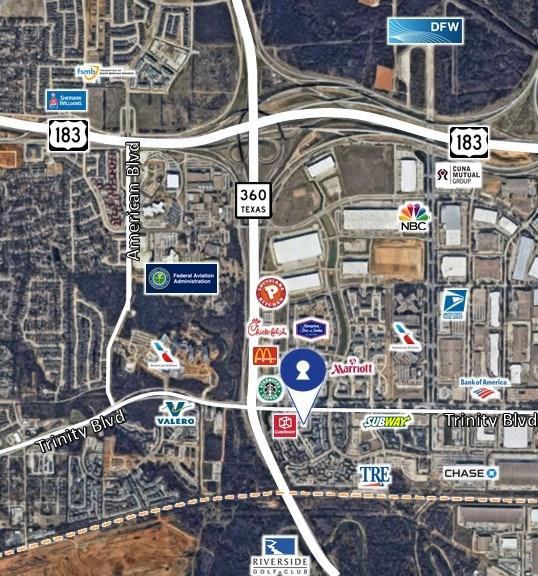 Off Market | 14150 Trinity Boulevard Fort Worth, Texas 76155 1