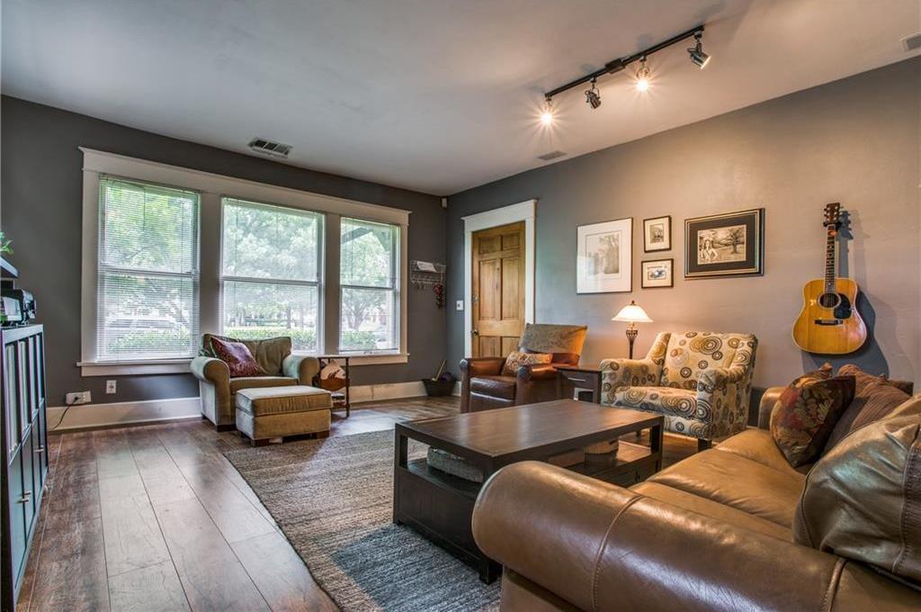 Sold Property | 5822 Belmont Avenue Dallas, Texas 75206 1