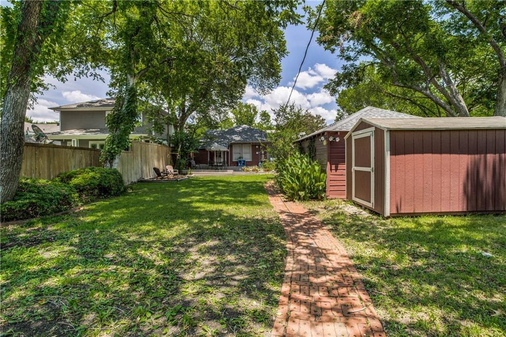 Sold Property | 5822 Belmont Avenue Dallas, Texas 75206 16