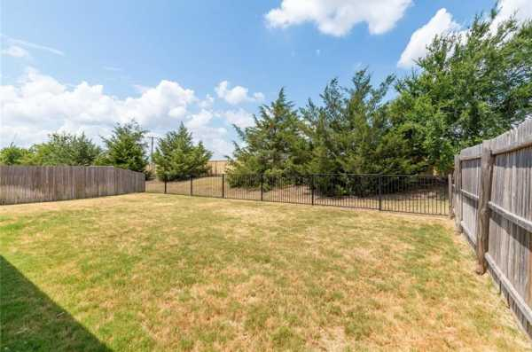 Sold Property | 200 Spring Hollow Drive Saginaw, Texas 76131 33