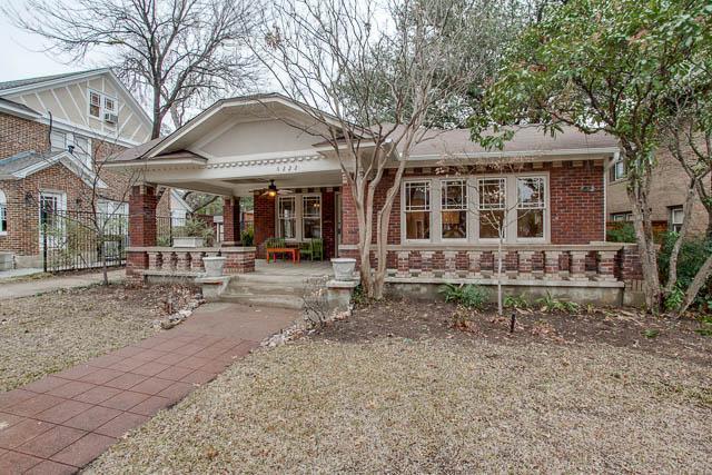 Sold Property | 6222 Bryan Parkway Dallas, Texas 75214 1
