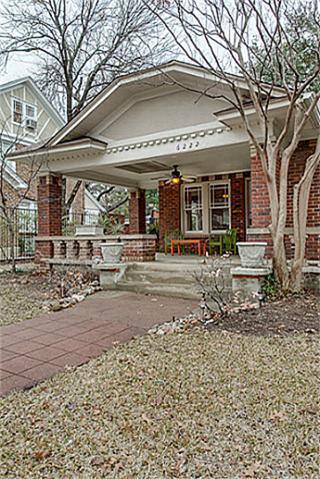 Sold Property | 6222 Bryan Parkway Dallas, Texas 75214 2