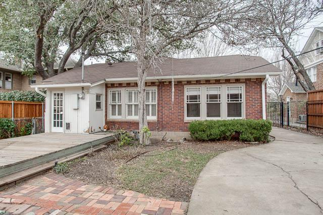Sold Property | 6222 Bryan Parkway Dallas, Texas 75214 21