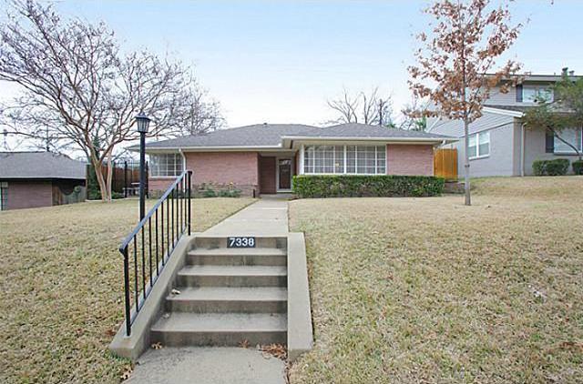 Sold Property | 7338 Crownrich Lane Dallas, Texas 75214 0