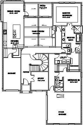Sold Property   5017 Bee Creek Road Carrollton, Texas 75010 1