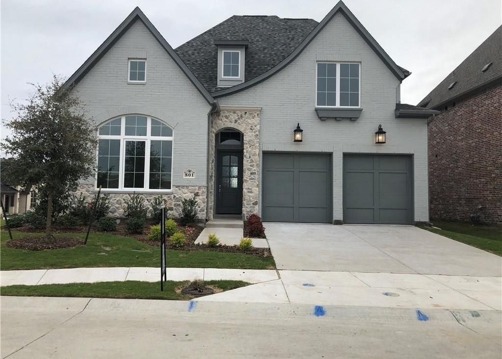 Sold Property | 801 Durham  Allen, Texas 75013 0