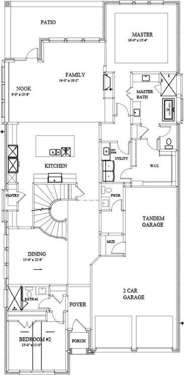 Sold Property | 801 Durham  Allen, Texas 75013 1