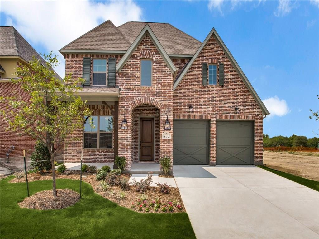 Sold Property | 803 Durham  Allen, Texas 75013 0