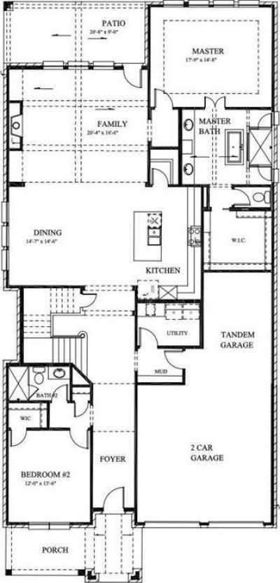 Sold Property | 803 Durham  Allen, Texas 75013 20