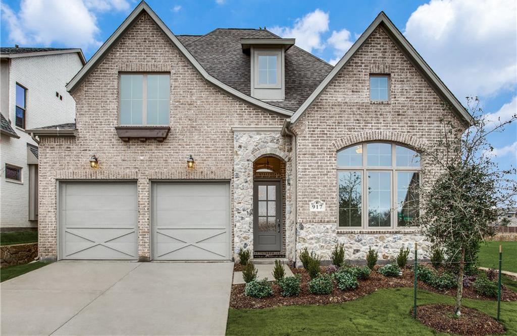 Sold Property | 917 Waldorf Way Allen, Texas 75013 0