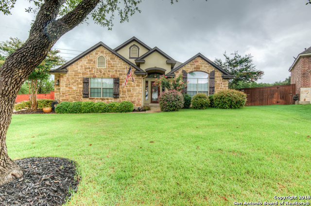 Active | 18819 Canoe Brook  San Antonio, TX 78258 0