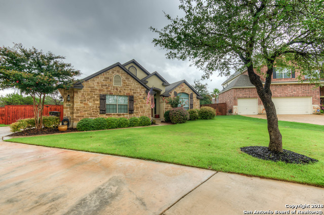 Active | 18819 Canoe Brook  San Antonio, TX 78258 1