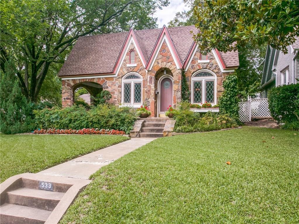 Sold Property | 533 Newell Avenue Dallas, Texas 75223 0