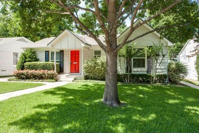 Sold Property | 6235 Ellsworth Avenue Dallas, Texas 75214 0