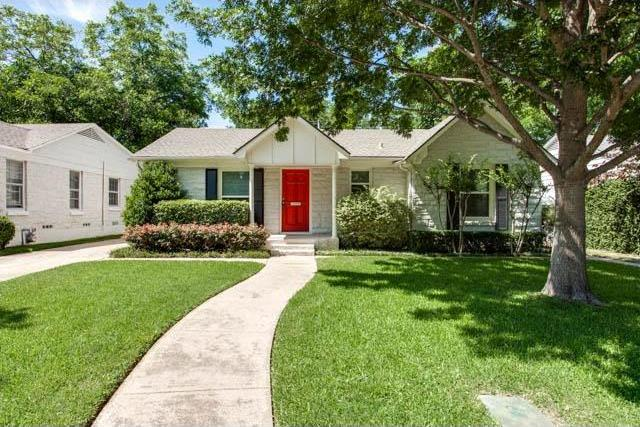 Sold Property | 6235 Ellsworth Avenue Dallas, Texas 75214 1