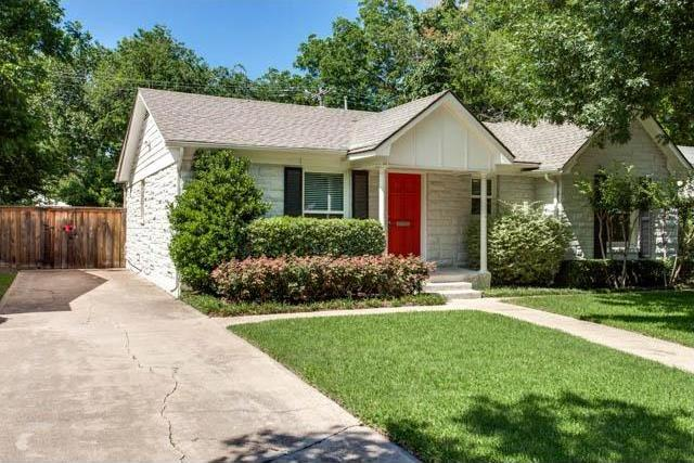 Sold Property | 6235 Ellsworth Avenue Dallas, Texas 75214 3