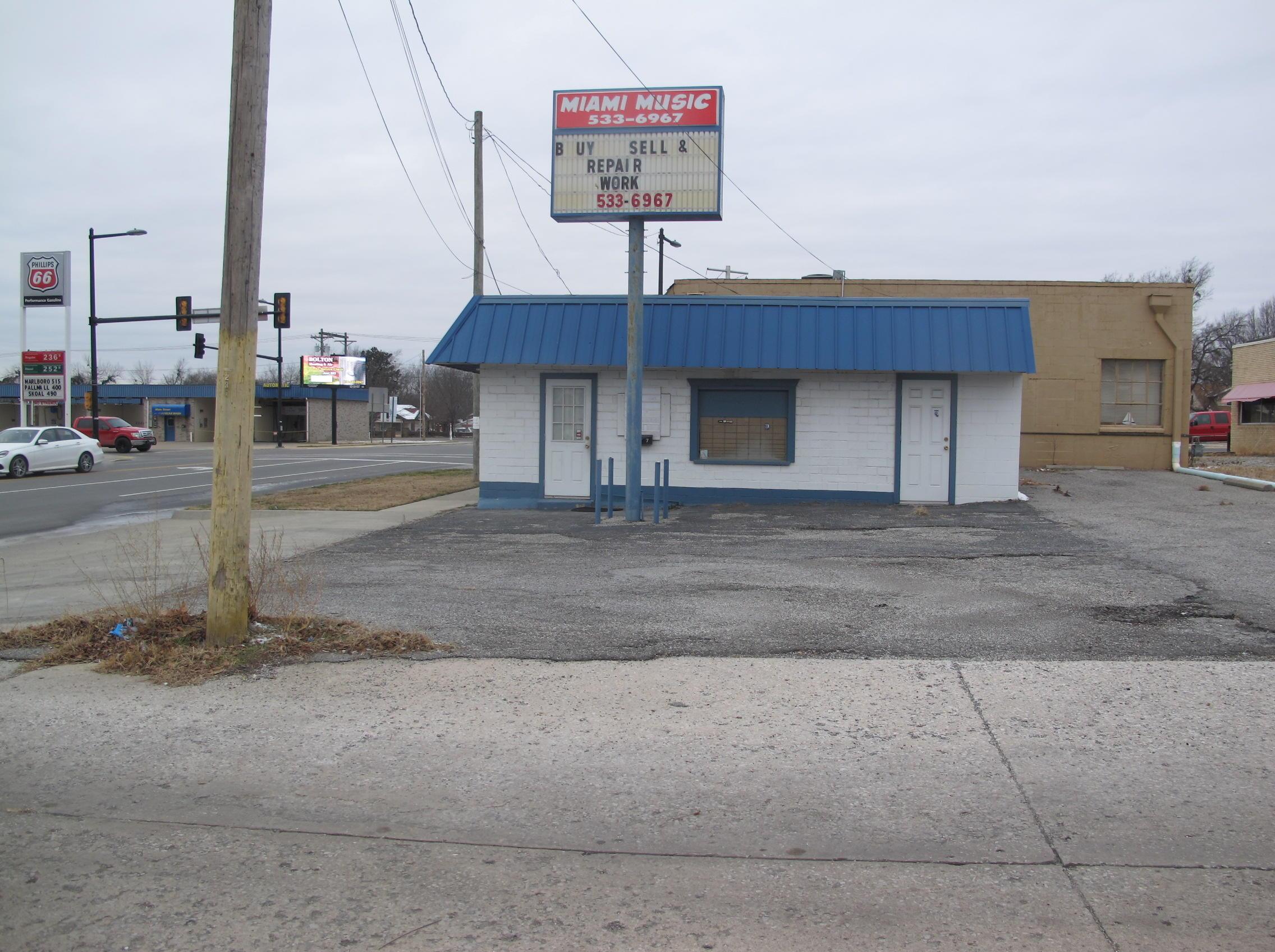 Active   7 E Steve Owens Boulevard Miami, OK 74354 0