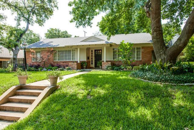 Sold Property | 7324 Crownrich Lane Dallas, Texas 75214 1