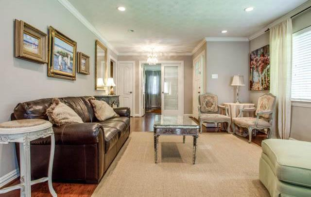 Sold Property | 7324 Crownrich Lane Dallas, Texas 75214 7
