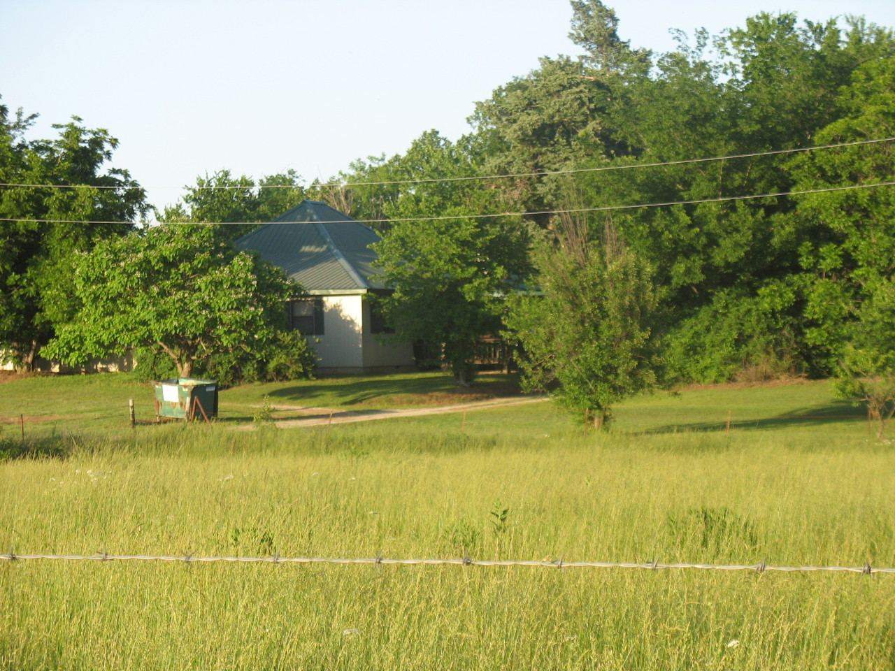 Closed | 1902 S 4445 Road Welch, OK 74369 9