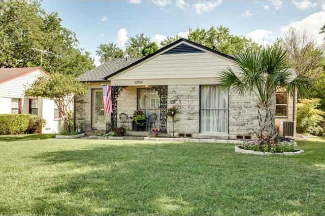 Sold Property | 6954 Coronado Avenue Dallas, Texas 75214 1