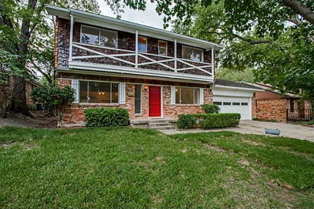 Sold Property | 9024 Fringewood Drive Dallas, Texas 75228 0