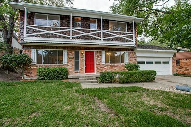 Sold Property | 9024 Fringewood Drive Dallas, Texas 75228 2
