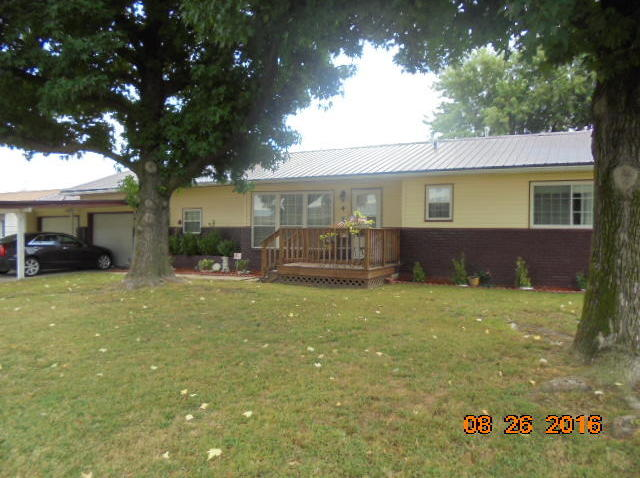 Closed   4 Jackson Street Quapaw, OK 74363 1