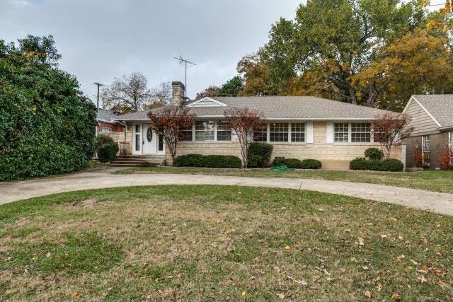 Sold Property | 6407 Bob O Link Drive Dallas, Texas 75214 0