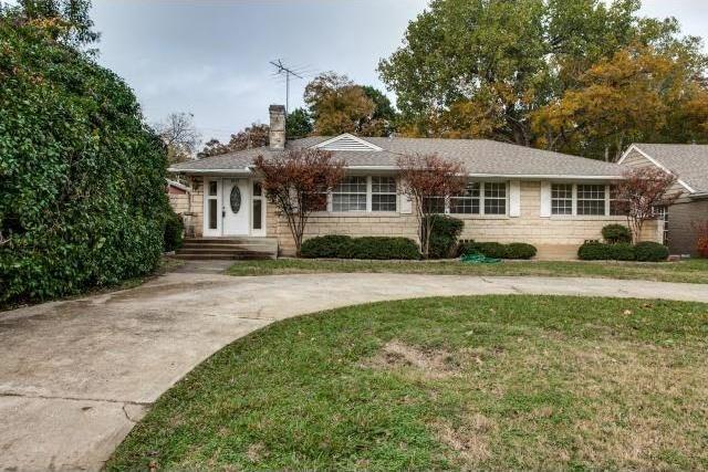 Sold Property | 6407 Bob O Link Drive Dallas, Texas 75214 1
